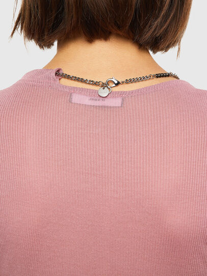 Diesel - T-CHANNY, Pink - Tops - Image 4
