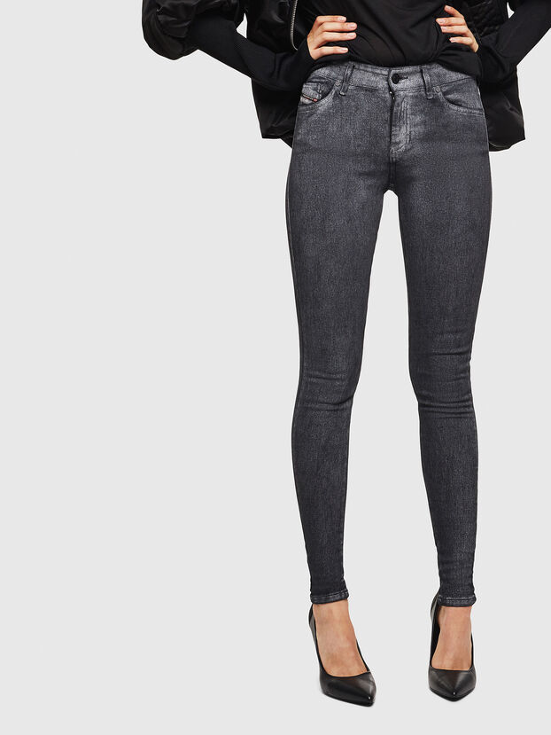 Slandy 069JV, Dark grey - Jeans
