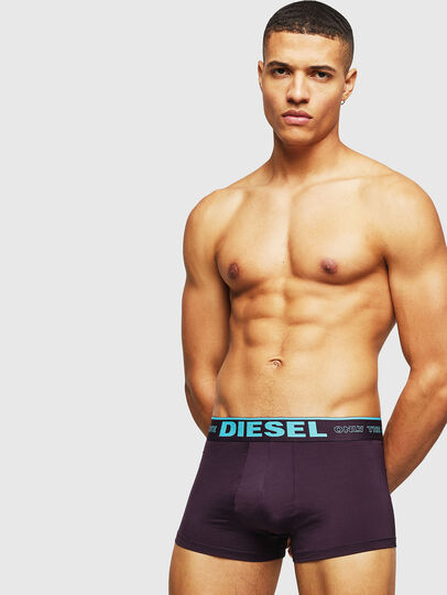 Diesel - 55-D, Dark Violet - Trunks - Image 1