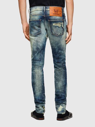 Diesel - D-Kras 009VI, Light Blue - Jeans - Image 2
