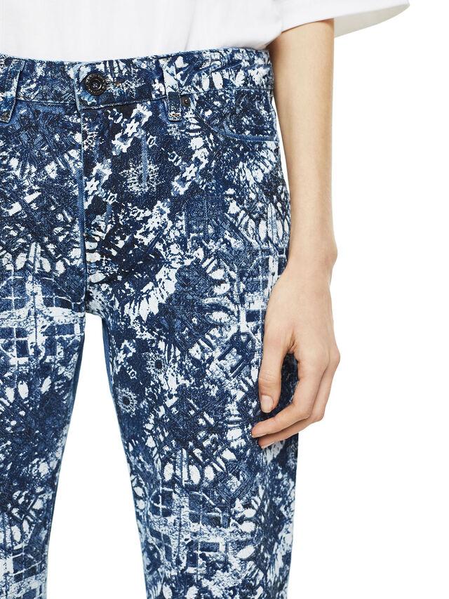 Diesel - TYPE-1820, Blue Jeans - Jeans - Image 4
