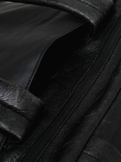 Diesel - ZAVIO, Black - Shopping and Shoulder Bags - Image 4