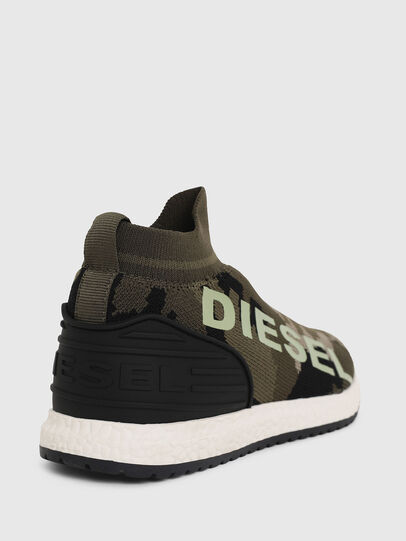Diesel - SLIP ON 03 LOW SOCK,  - Footwear - Image 4