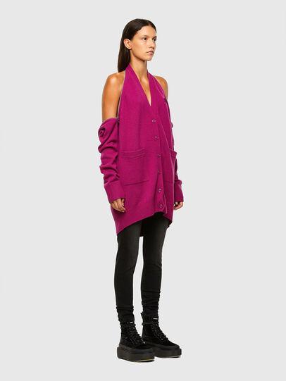 Diesel - M-CLEO, Pink - Knitwear - Image 5