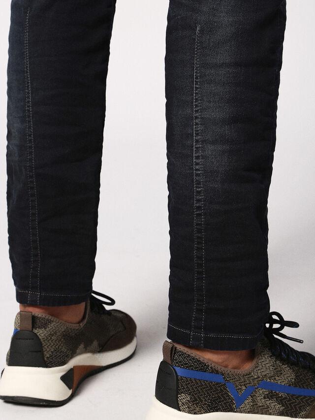 Diesel - KROOLEY JOGGJEANS 0686F, Dark Blue - Jeans - Image 5
