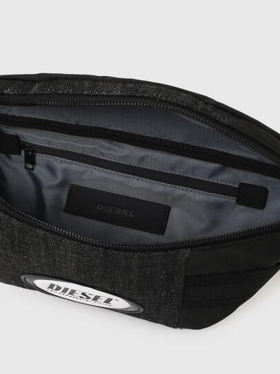 Diesel - FELTRE F, Black - Belt bags - Image 4