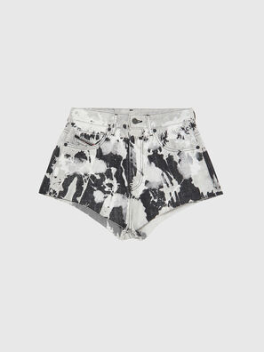 DE-HIGWEI, Black/White - Shorts