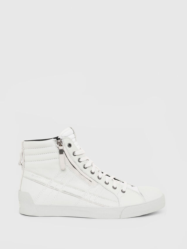 Diesel - D-STRING PLUS, White - Sneakers - Image 1