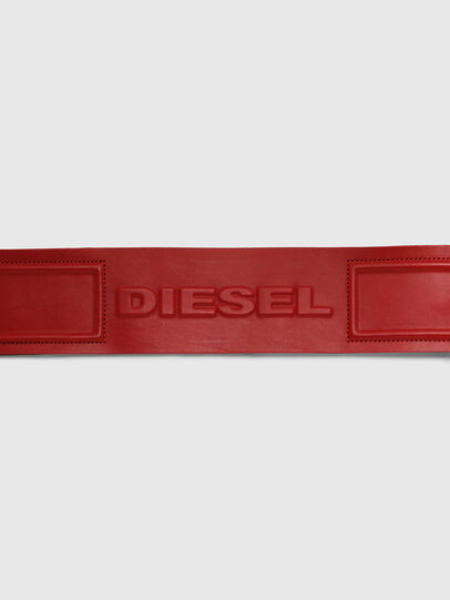 Diesel - B-INO, Fire Red - Belts - Image 4