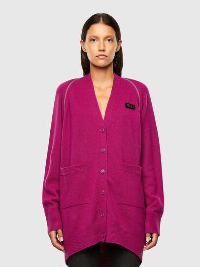 Diesel - M-CLEO, Pink - Knitwear - Image 1