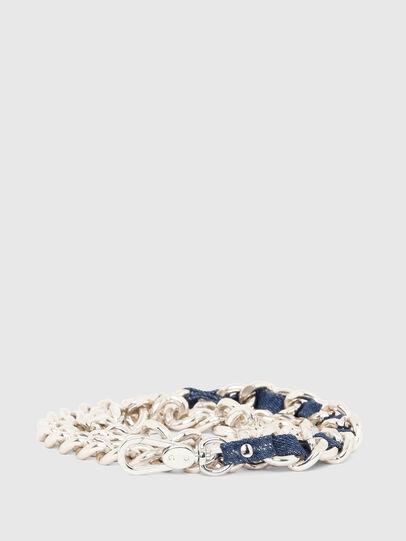 Diesel - B-CHAIN, Oro/Blue - Belts - Image 1