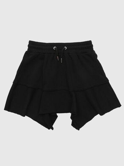 Diesel - GJCRYS, Black - Skirts - Image 1