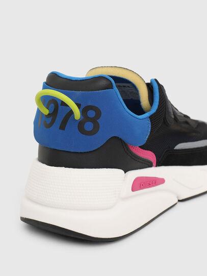 Diesel - S-SERENDIPITY SM, Black/Blue - Sneakers - Image 5