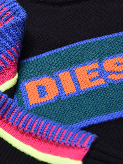 Diesel - KFLOTYA, Multicolor/Black - Knitwear - Image 3