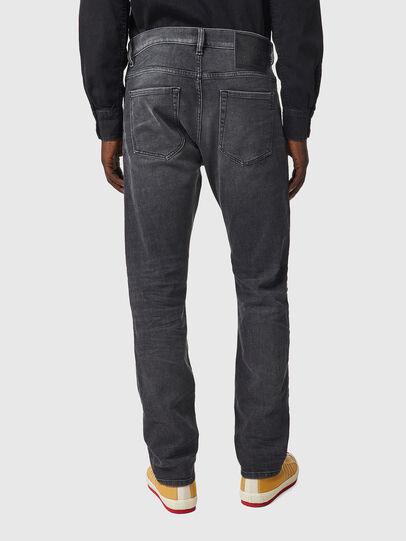 Diesel - D-Viker 09B42, Black/Dark grey - Jeans - Image 2