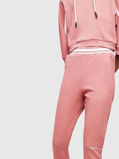 Diesel - UFLB-ALIKER, Pink - Pants - Image 4
