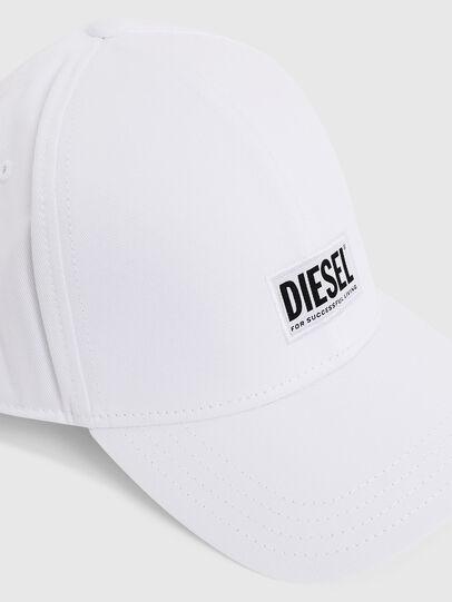 Diesel - CORRY, White - Caps - Image 3
