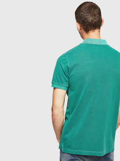 Diesel - T-KAL-2, Green - Polos - Image 2