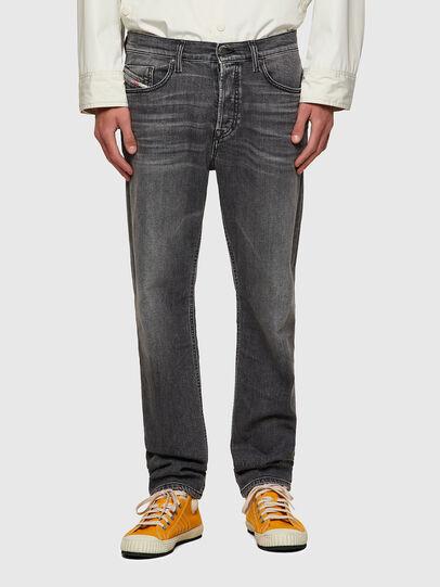Diesel - D-Fining 09A11, Black/Dark grey - Jeans - Image 1
