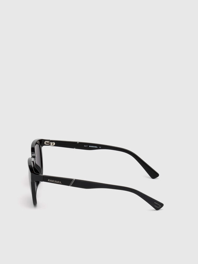 Diesel - DL0272, Black - Kid Eyewear - Image 3