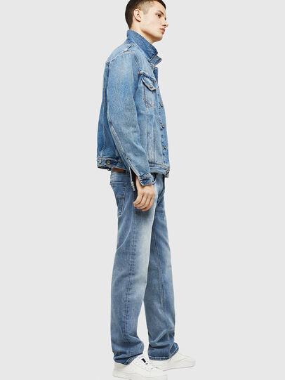 Diesel - Larkee CN026, Light Blue - Jeans - Image 5
