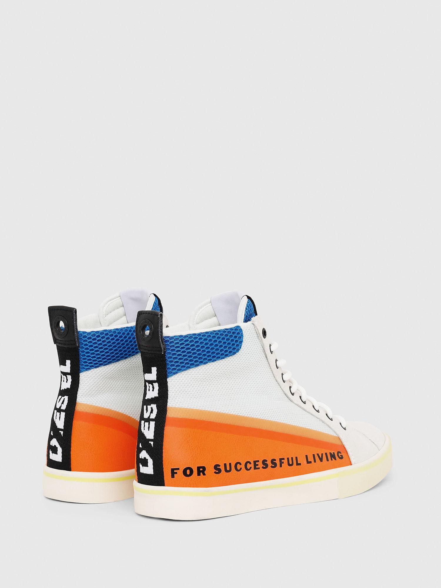 S-DVELOWS MID Men: High-top sneakers in