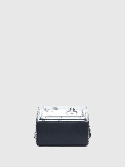 Diesel - CL - YBYS S CNY, Silver - Crossbody Bags - Image 2