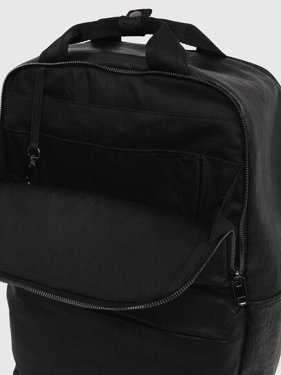 Diesel - GINKGO PP, Black - Backpacks - Image 4