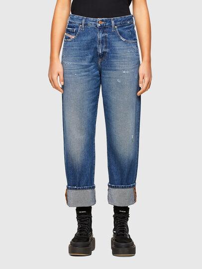 Diesel - D-Reggy 009RV, Medium blue - Jeans - Image 1