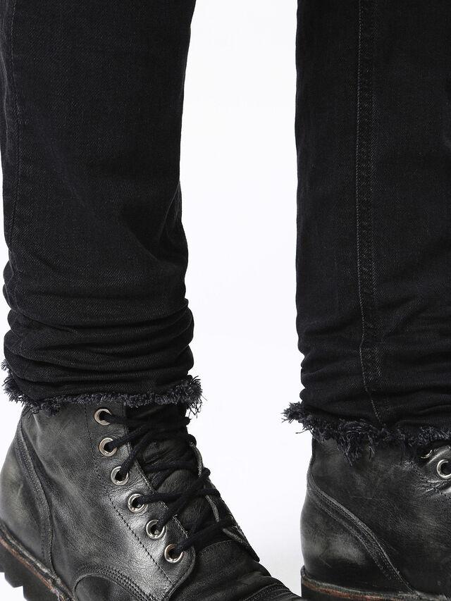 TEPPHAR 084GA, Black Jeans