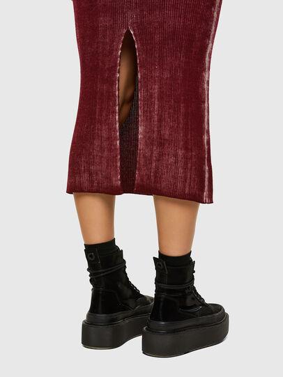 Diesel - M-ISLA, Brown - Skirts - Image 5