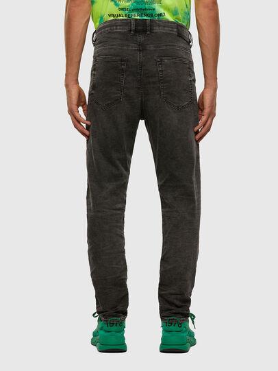 Diesel - D-VIDER JoggJeans® 009FZ, Black/Dark grey - Jeans - Image 2
