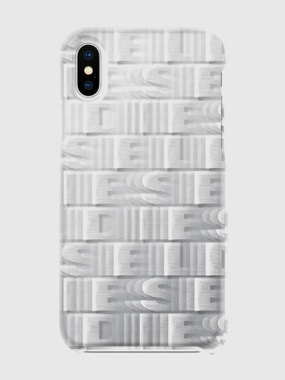 Diesel - DIESEL PRINTED CO-MOLD CASE FOR IPHONE XS & IPHONE X, White - Cases - Image 2