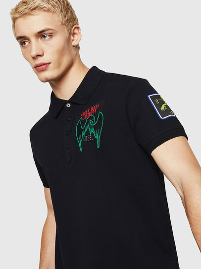 Diesel - T-POLO-PATCHES,  - Polos - Image 3
