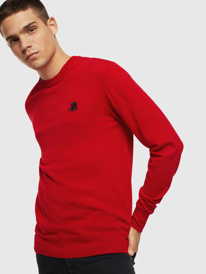 K-AMIMI, Red - Knitwear