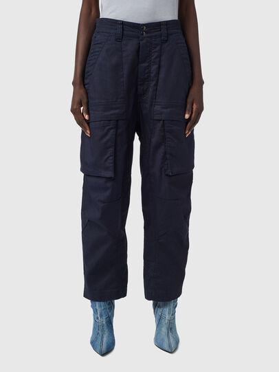 Diesel - D-Emma JoggJeans® 0CEAT, Dark Blue - Jeans - Image 1