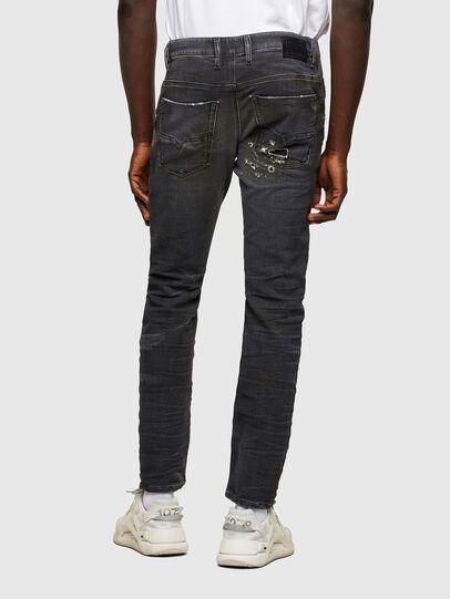 Diesel - Krooley JoggJeans® 069SX, Black/Dark grey - Jeans - Image 2