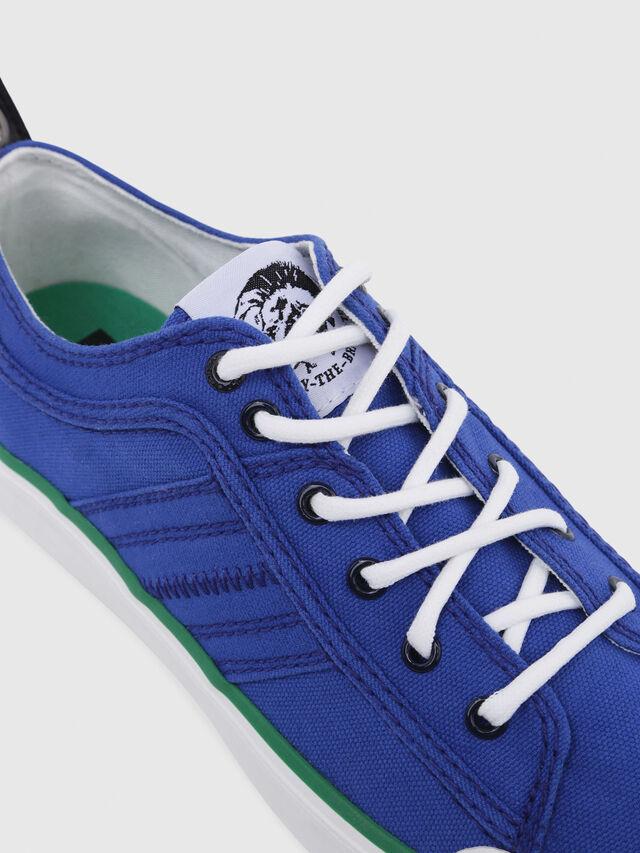 Diesel - S-ASTICO LC LOGO W, Brilliant Blue - Sneakers - Image 4