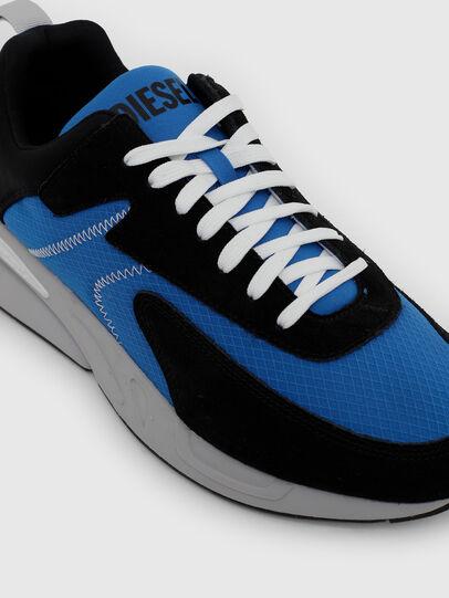 Diesel - S-SERENDIPITY LOW CU, Black/Blue - Sneakers - Image 5