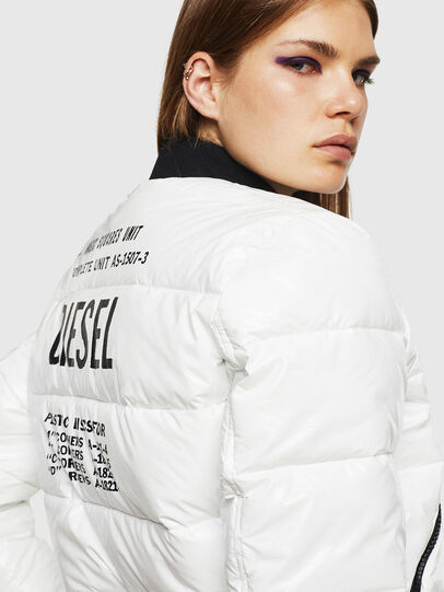 Diesel - W-ONY,  - Winter Jackets - Image 3