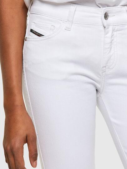 Diesel - Slandy 086AC, White - Jeans - Image 3