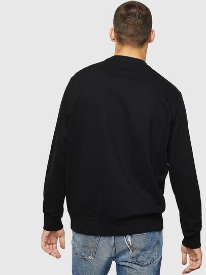 Diesel - S-GIR-B5, Black - Sweaters - Image 2
