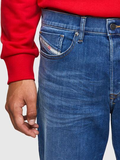 Diesel - D-Fining 09A80, Medium blue - Jeans - Image 3