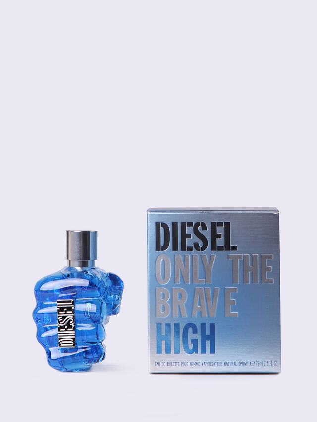 Diesel ONLY THE BRAVE HIGH  75ML, Blue - Only The Brave - Image 1