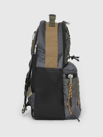 Diesel - LYONEL, Blue - Backpacks - Image 3