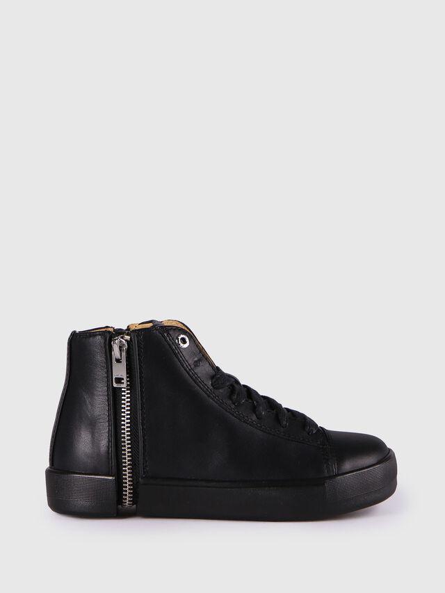 Diesel - SN MID 24 NETISH YO, Black - Footwear - Image 1