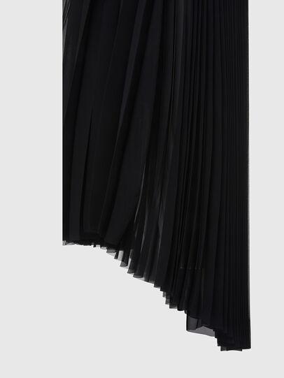 Diesel - D-PERL, Black - Dresses - Image 6