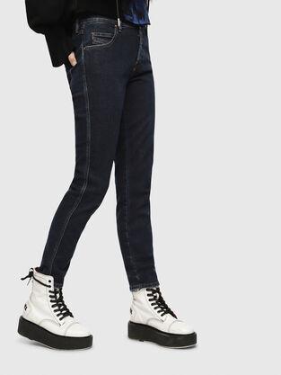 Babhila 084YD, Dark Blue - Jeans