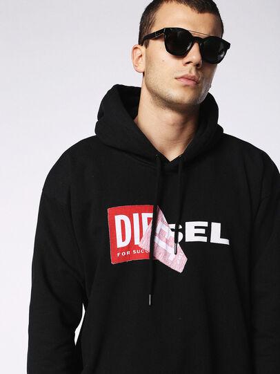 Diesel - DL0251,  - Sunglasses - Image 5