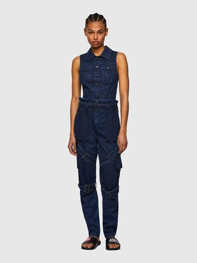 Diesel - D-Fedry JoggJeans® 0CBBZ, Dark Blue - Jeans - Image 6
